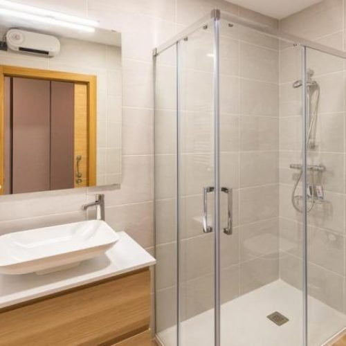 Furnished luxury apartment in Bilbao