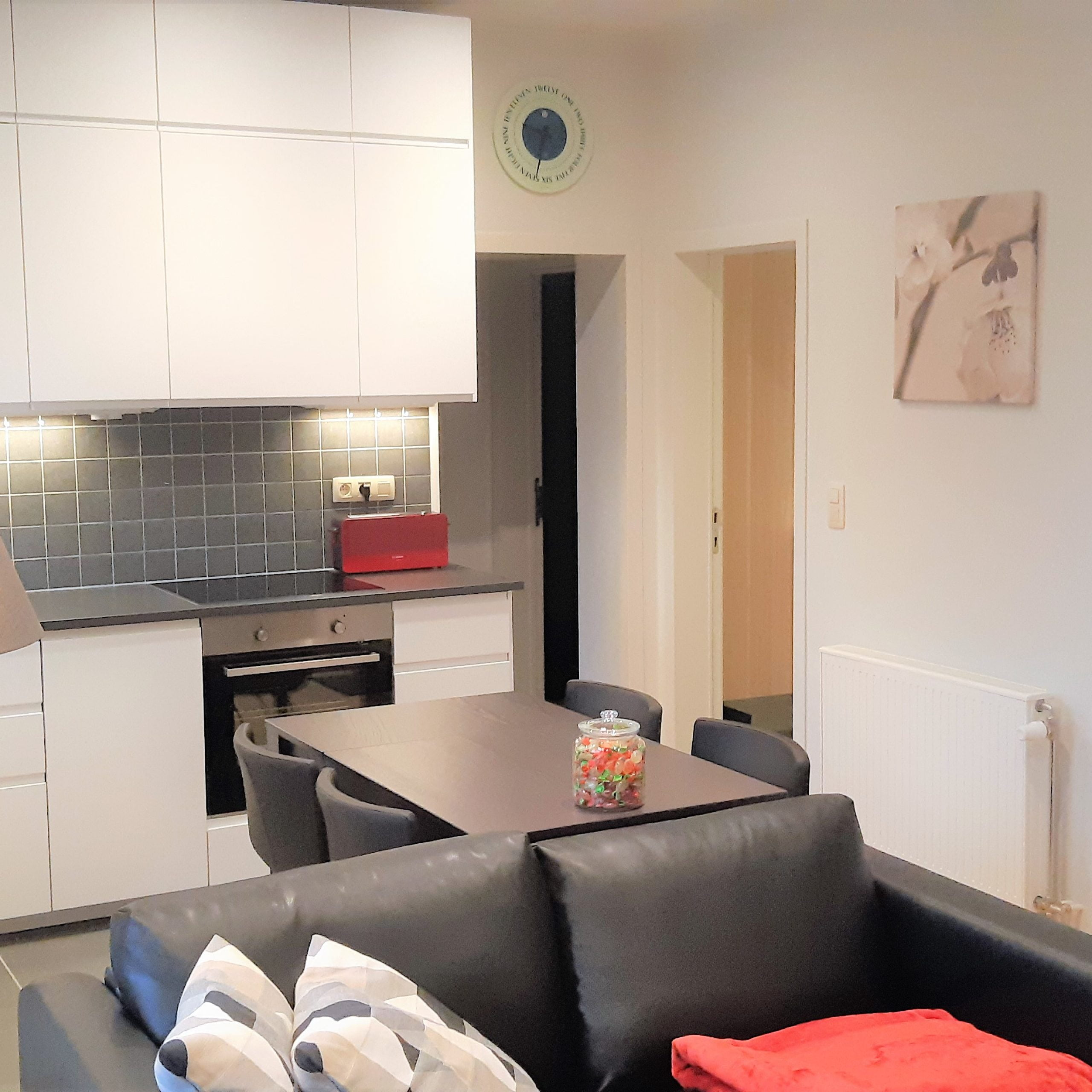 Beautiful expat apartment for rent in Brussels (2)