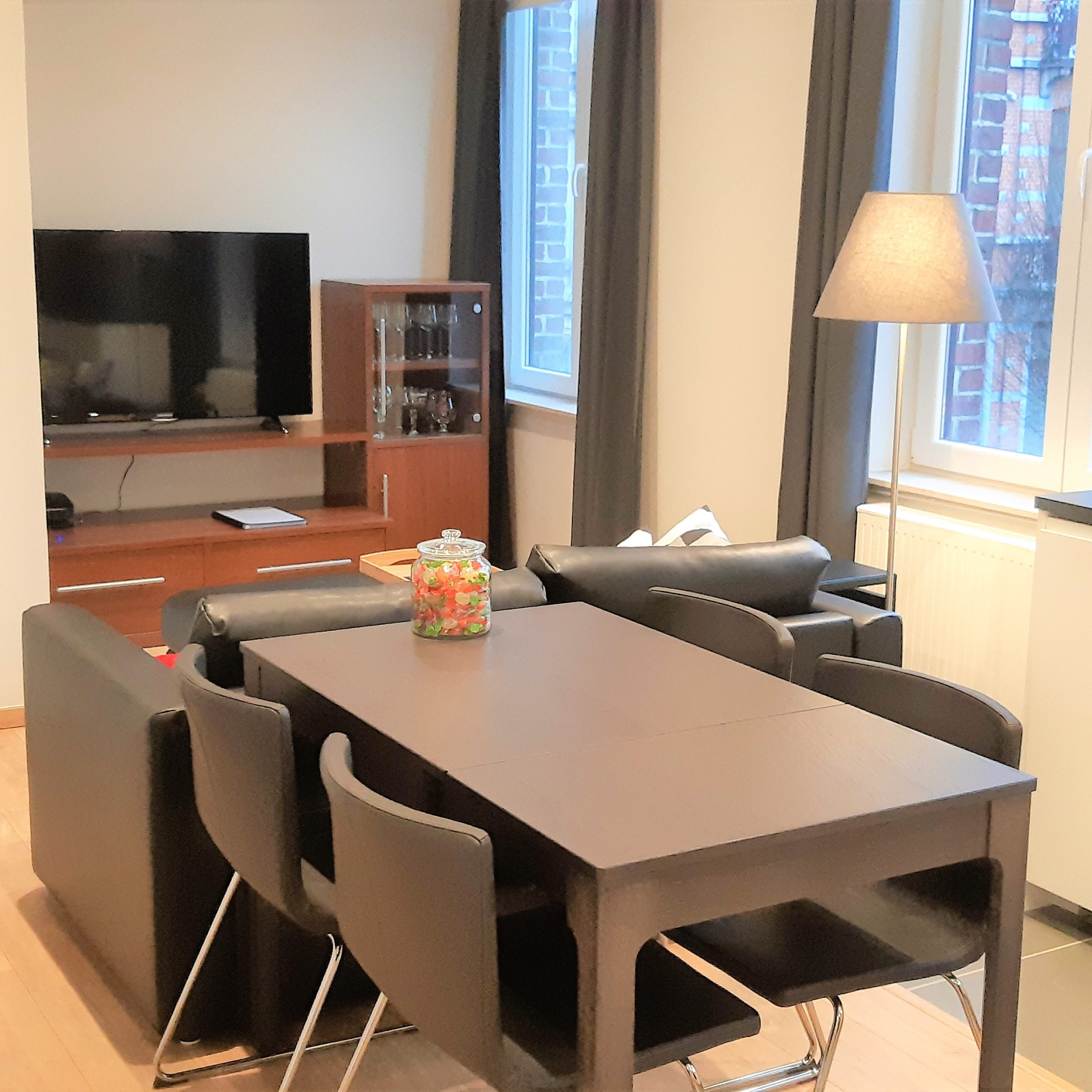 Beautiful expat apartment for rent in Brussels (5)