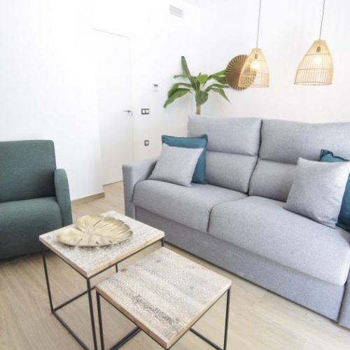 Apartment in Malaga for rent