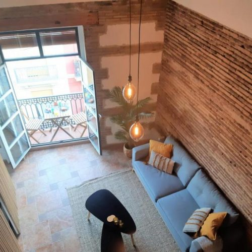 Beautiful expat apartment in central Valencia