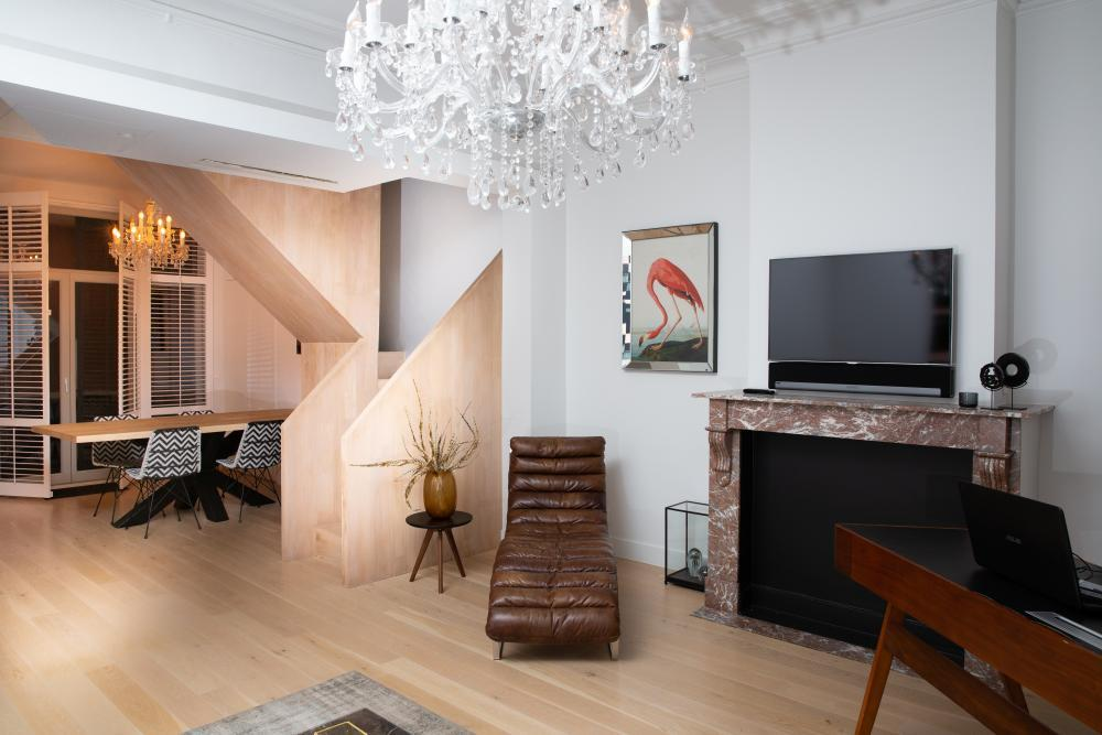 Luxury apartment in Antwerp south