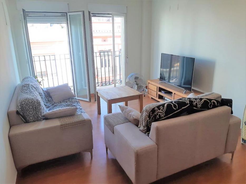 Apartamento junto al mar de 3 habitaciones