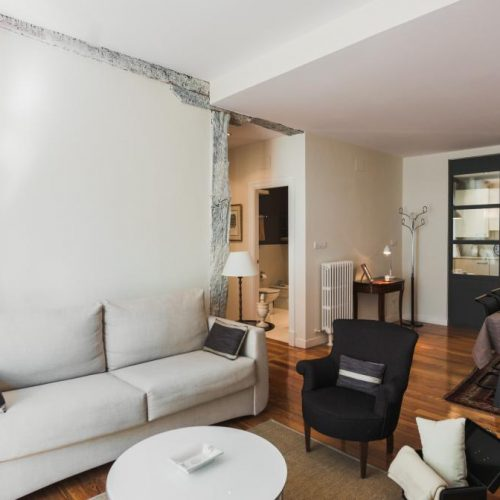 Bilbao expat luxury rental apartment
