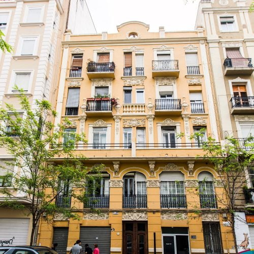 Luis santangel expat apartment in Valencia