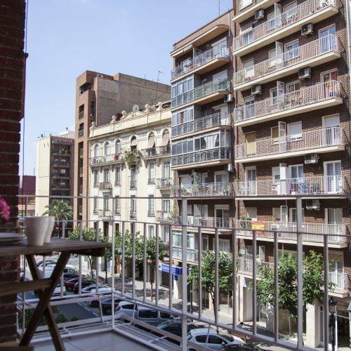 Maestro Aguilar - Expat luxe verhuur in Valencia Ruzafa