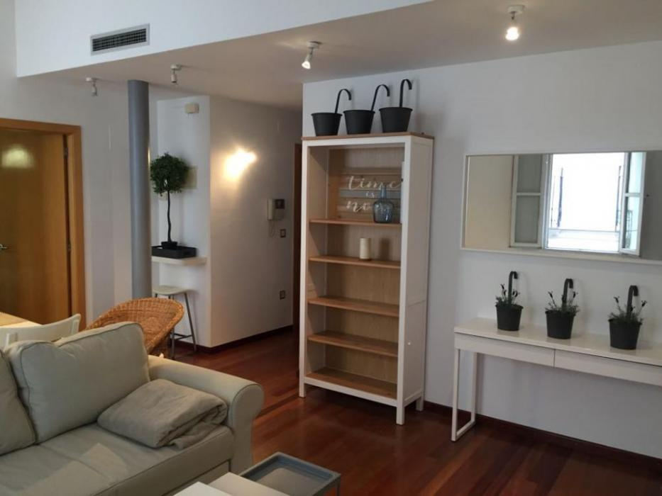 Fantastic expat rental in Valencia centre