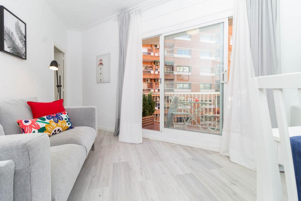 Rental apartment for expats in Barcelona
