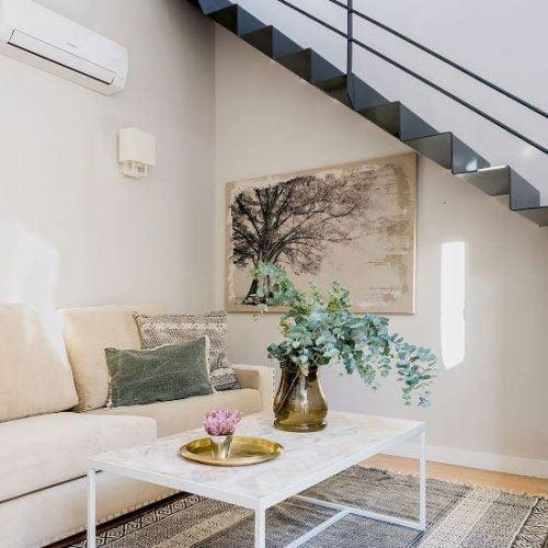 Elegantly furnished apartment in Malaga