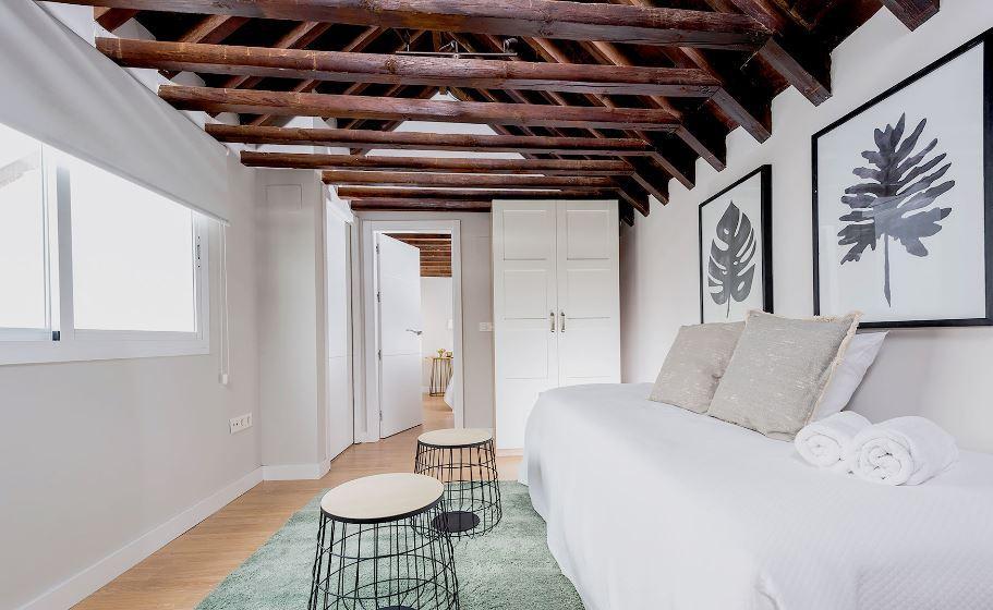 Trinidad - Elegant gemeubileerd appartement in Malaga
