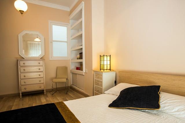 Luis Santangel expat apartment Valencia