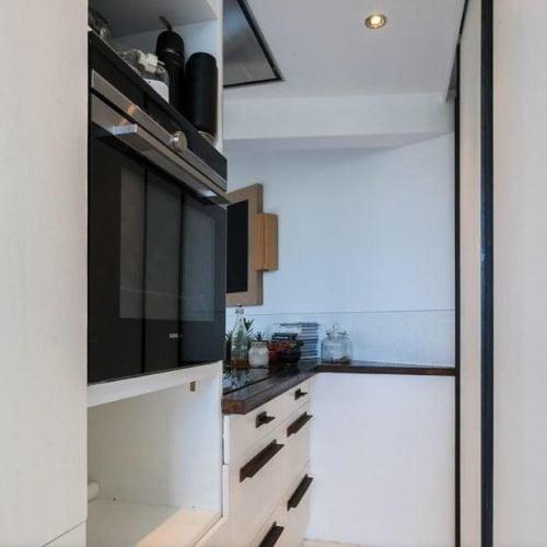 kitchen studio loft for expats near Antwerp port (5)