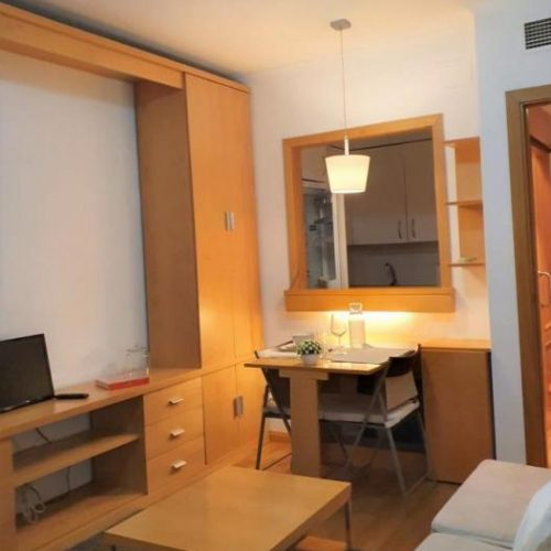 Furnished apartment for rent Madrid airport