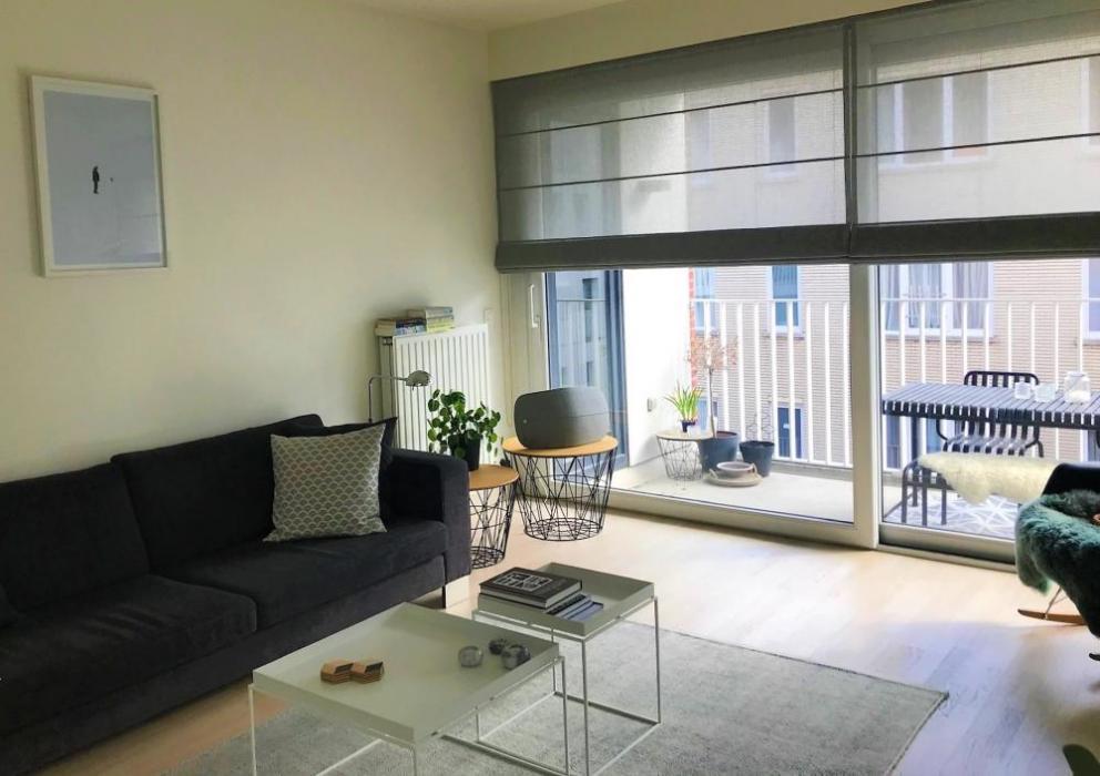 Great expat rental flat in Antwerp