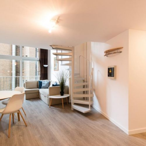 Duplex apartment for expats in Antwerp