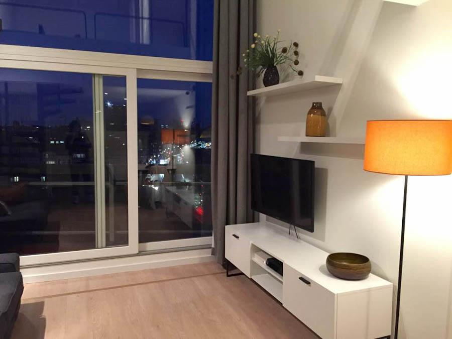 Nice duplex flat in central Antwerp