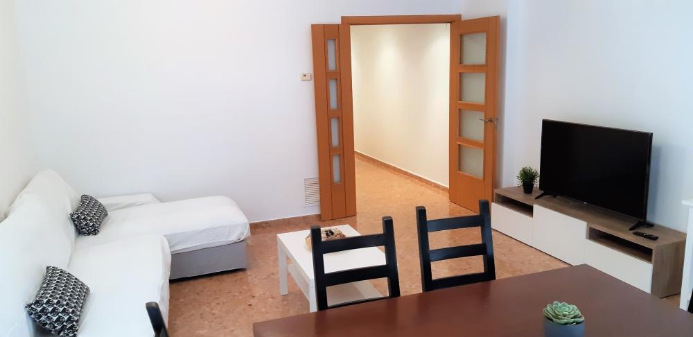 Amplio y luminoso apartamento en Valencia