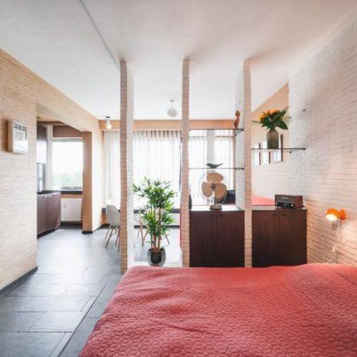 Beautiful studio loft in Antwerp for expats