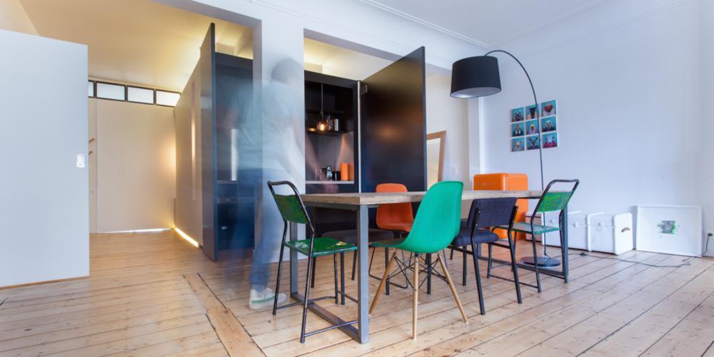 Luxury short stay apartment in Antwerp