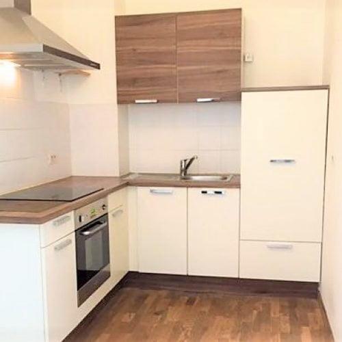 Central rental flat in Antwerp