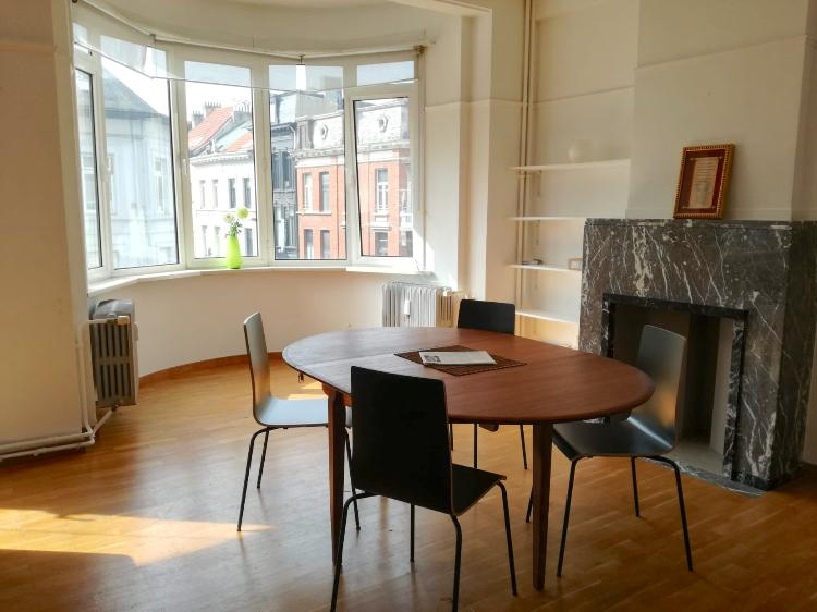 Apartment for expats in Antwerp city