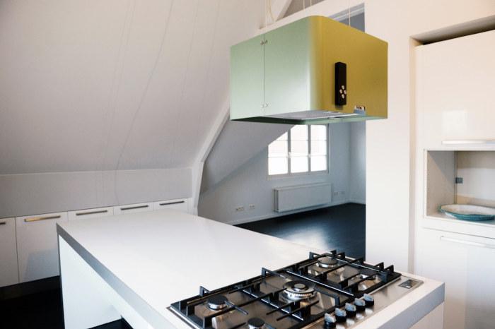 Great rental studio near Antwerp port
