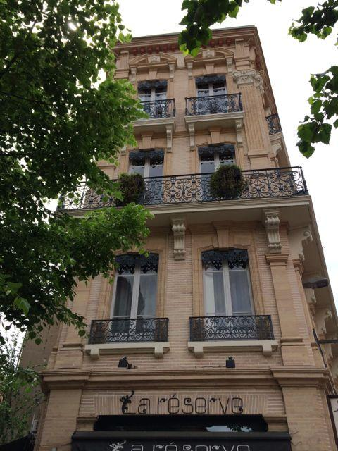 Expat apartment for rent in Toulouse