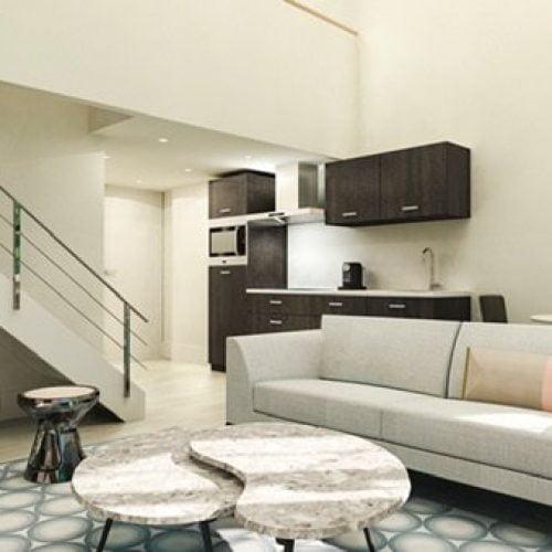 Elegant rental apartment in Breda