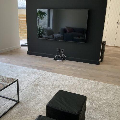Beautiful rental flat in Antwerp port area