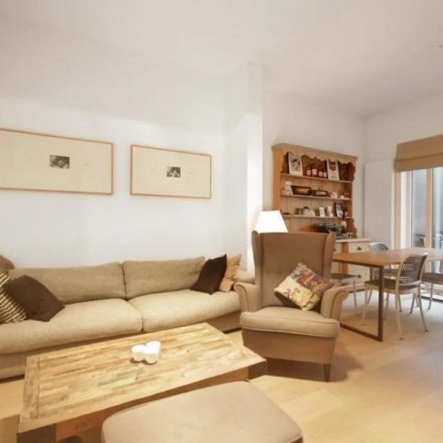 Nice short term rental in Antwerp city
