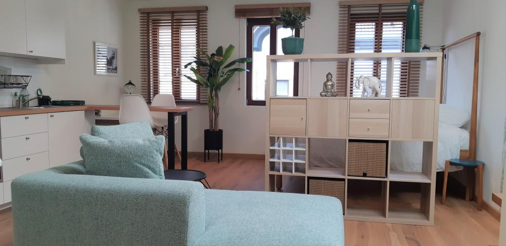 Beautiful temporary studio in Antwerp
