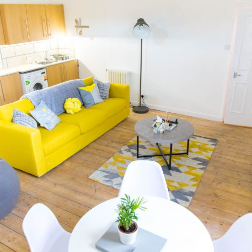 Furnished apartment for rent in London