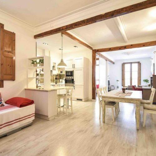 Beautiful monthly rental in Barcelona