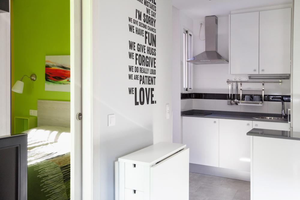onvenient expat rental in Ruzafa Valencia