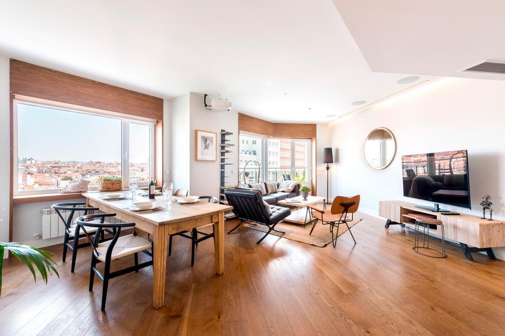 Luxury apartment for expats in Madrid