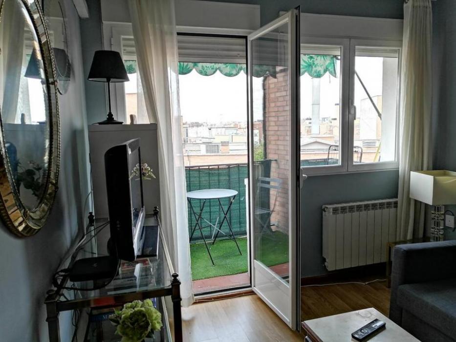 Puente De Vallecas - Geweldig appartement te huur in Madrid