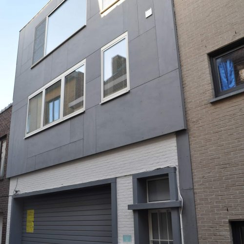 Rental apartment in Ghent