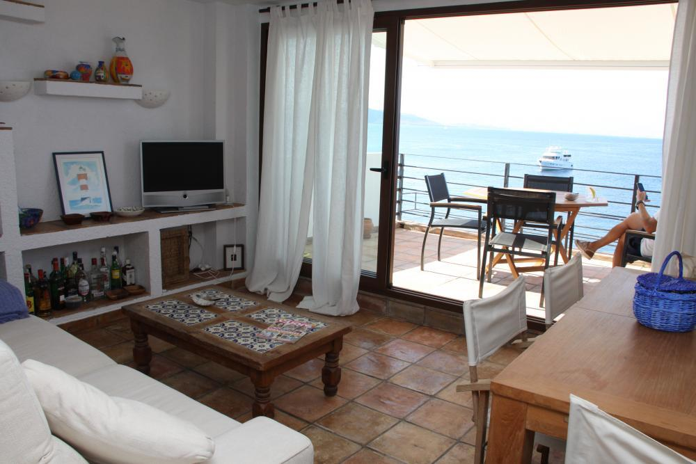 Tabarca - Expat appartement op Tabarca Eiland