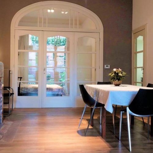 Beautiful Art-Deco flat rental in Antwer
