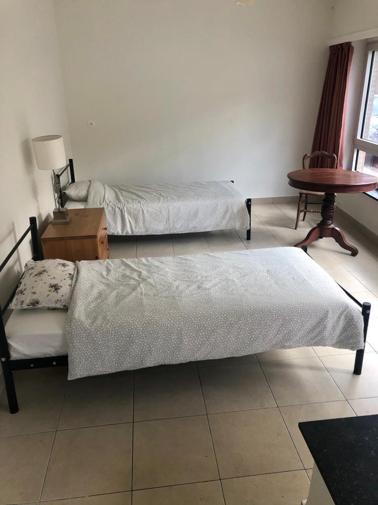 workers accommodation near Antwerp port