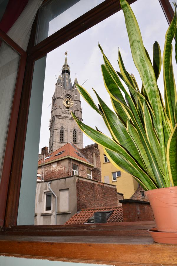 Furnished apartment in Ghent