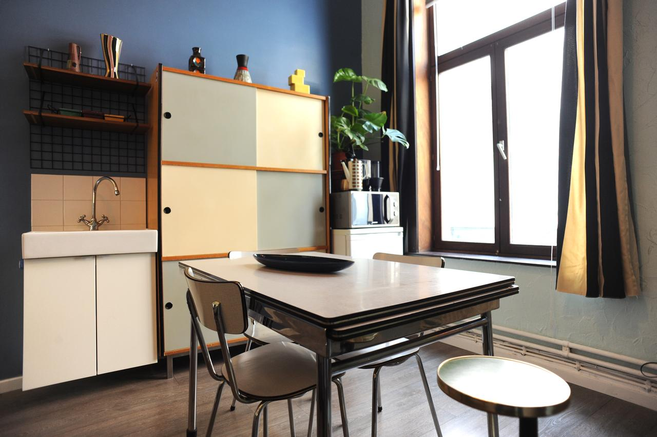Beautiful studio in Ghent for rent