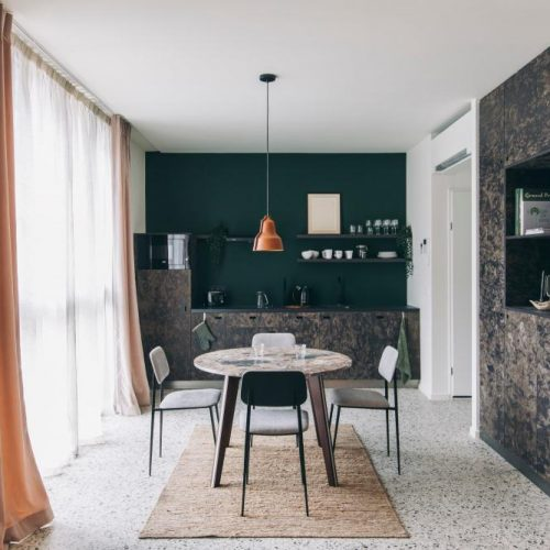 Stylish flat for rent in Antwerp for expats