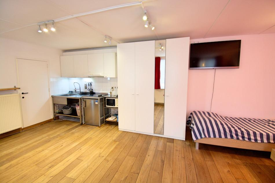 Studio for expats in Antwerp