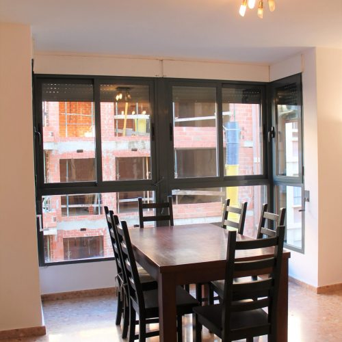 Bernia – Large expat apartment for rent in Valencia