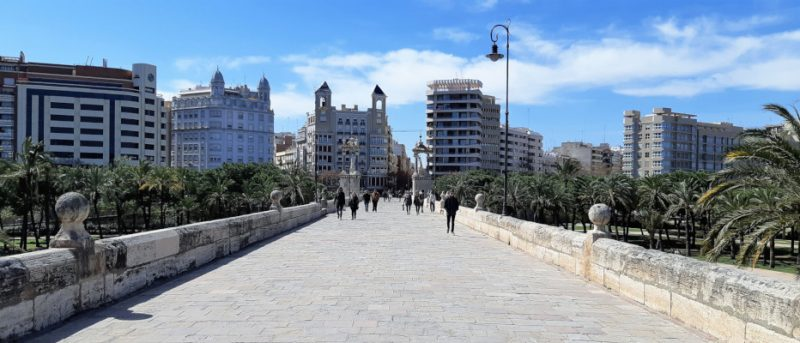Digitale nomaden Spanje
