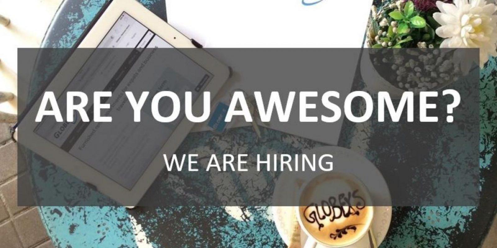 globexs_is_hiring