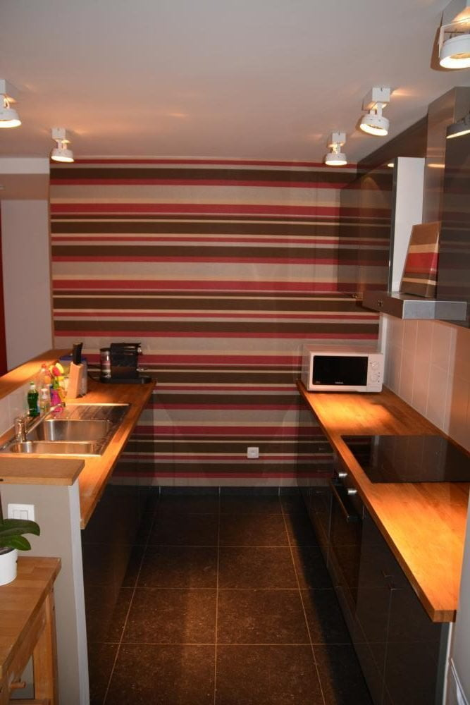 Furnished apartment in Brussels for rent