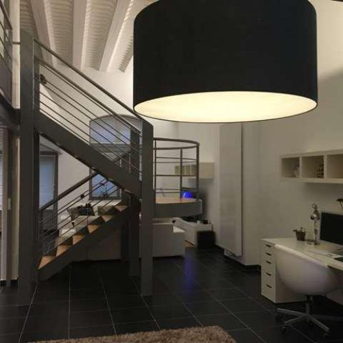 Loft for expats in Brussels