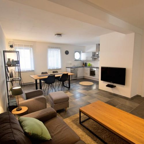 Acogedor hogar para expats en Bélgica